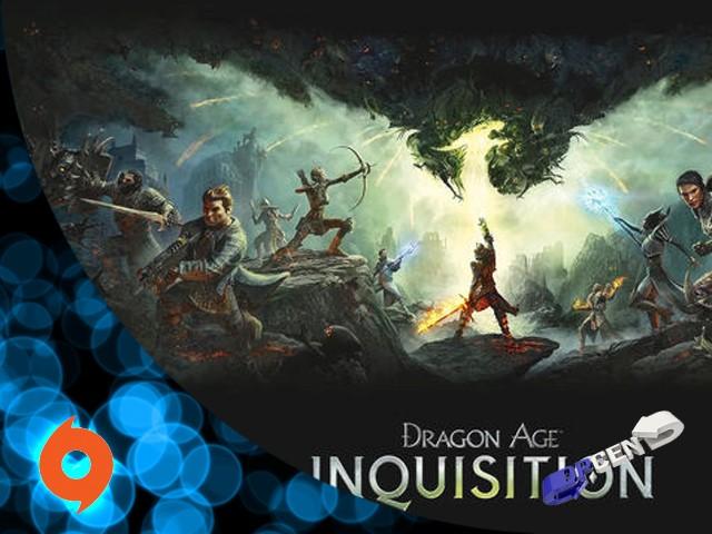 Dragon Age: Inquisition Origin игровой аккаунт