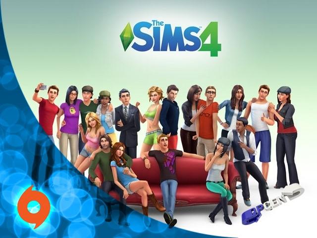 The Sims 4 Origin игровой аккаунт