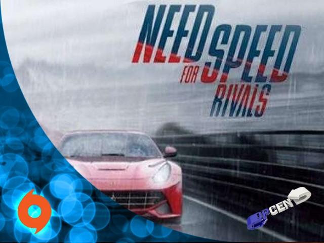 Need for Speed Rivals Origin игровой аккаунт