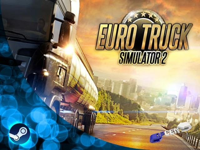 Euro Truck Simulator 2 Steam игровой аккаунт