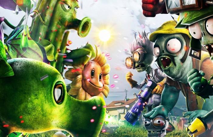 Plants vs. Zombies: Garden Warfare + подарок + бонус
