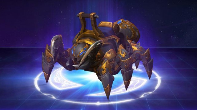 Heroes of the Storm - Mechanospider Mount (Reg Free)