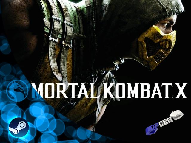 Mortal Kombat X Steam  игровой аккаунт