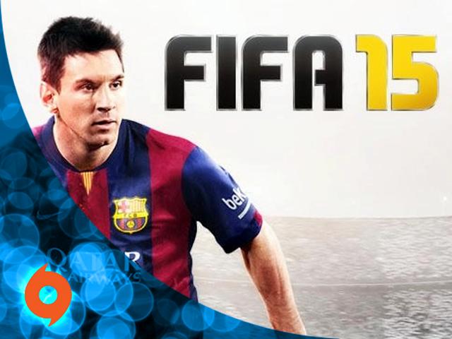 FIFA 15 + ответ на секретный вопрос