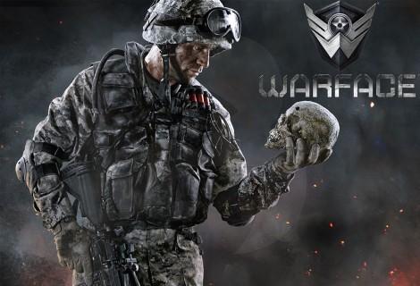 Warface 1-50 ранги + почта + подарок + бонус
