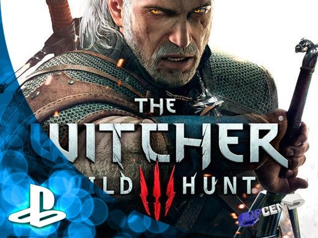THE WITCHER 3 Ps4 игровой аккаунт