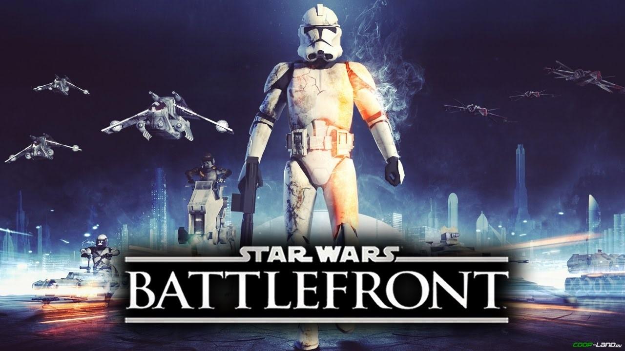 STAR WARS™ Battlefront™ ( Origin Аккаунт )