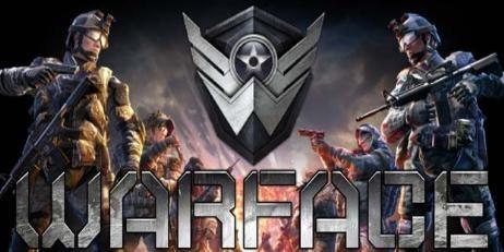 Warface аккаунт от 45 ранга