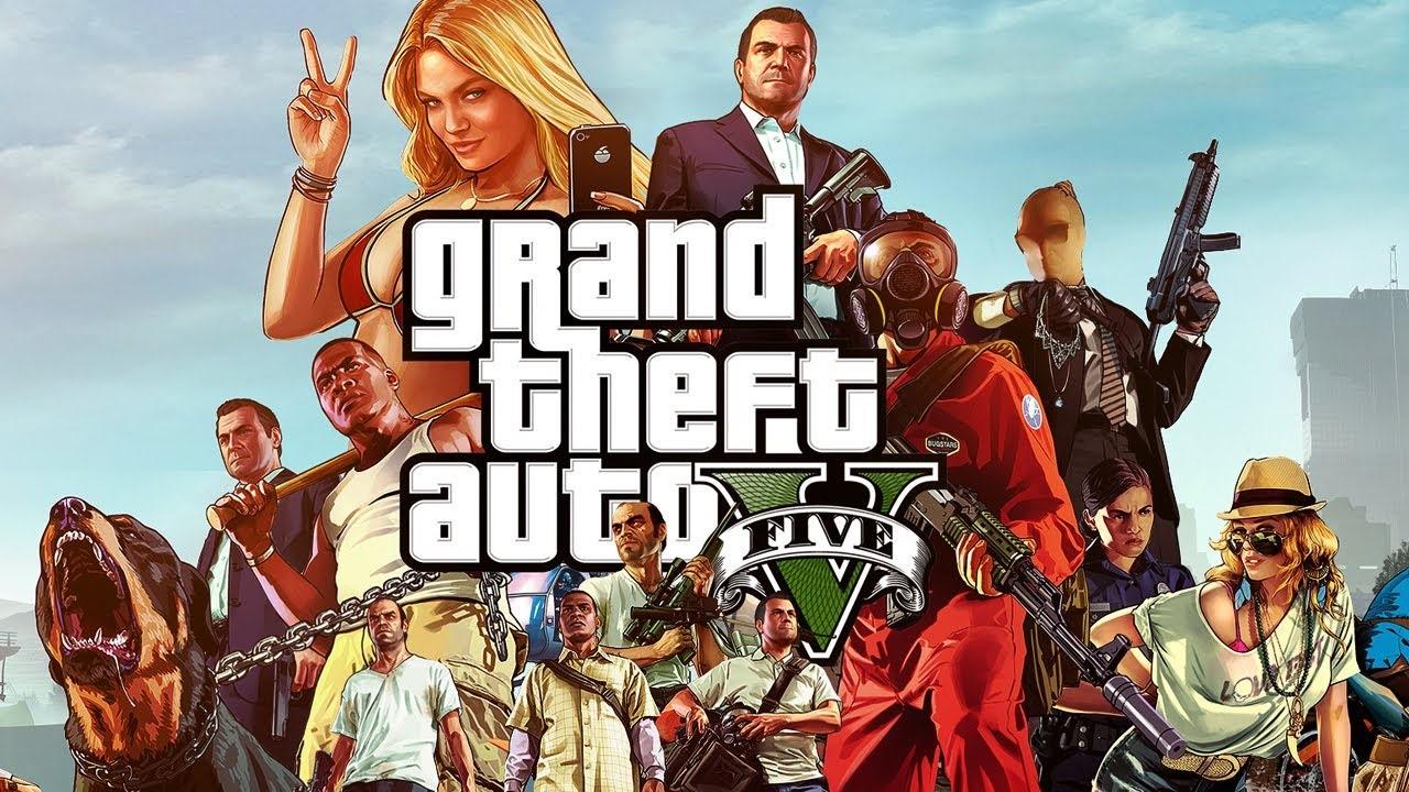 Grand Theft Auto 5 (GTA V) (Steam Gift,RU)