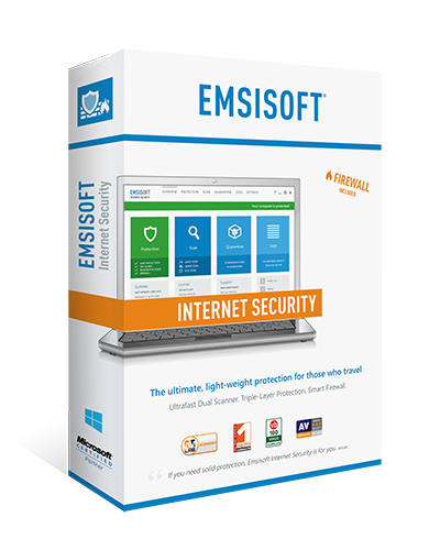 Emsisoft Internet Security 1 Год