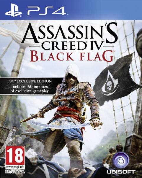 Assassin's Creed® IV Black Flag (PS4) EU|RU