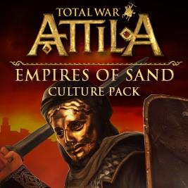 TOTAL WAR ATTILA *DLC EMPIRE OF SAND (STEAM KEY)+BONUS