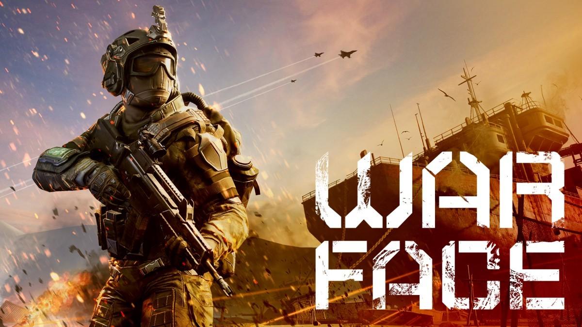 Warface от 28 ранга + бонус за отзыв