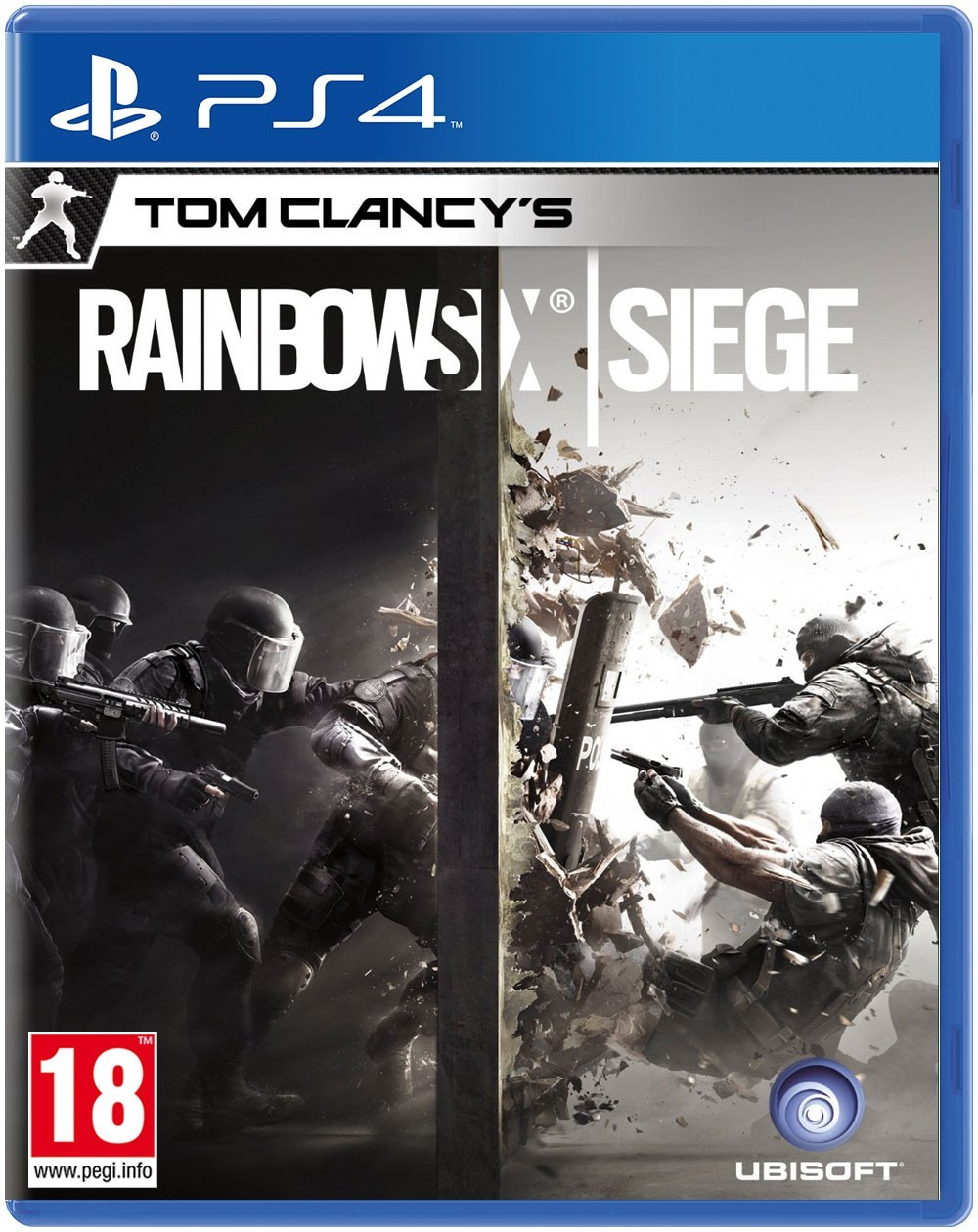 RAINBOW SIX+Overwatch+MKX+Division+DARK SOULS3(PS4) USA