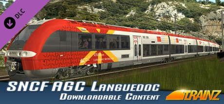 Trainz Simulator SNCF AGC Languedoc (Steam) Region free