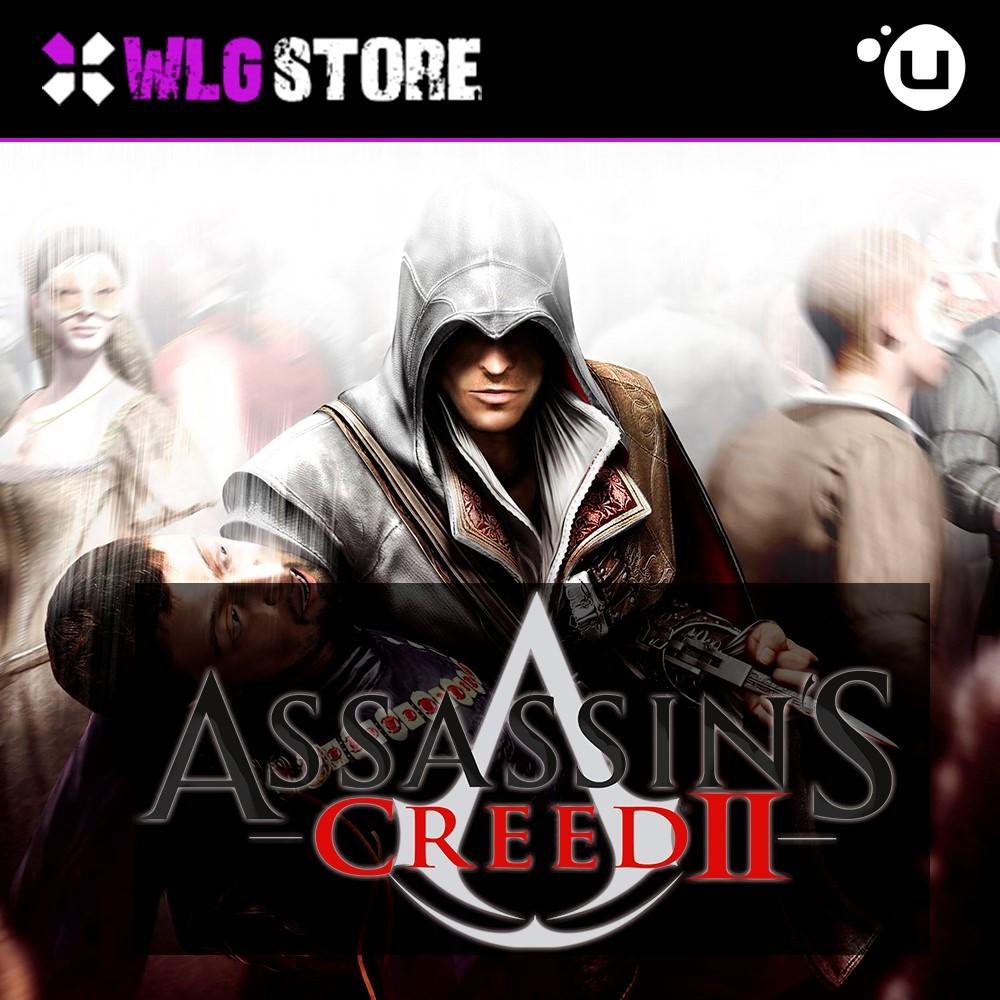 Купить Assassin´s Creed 2 [Гарантия + Подарки]