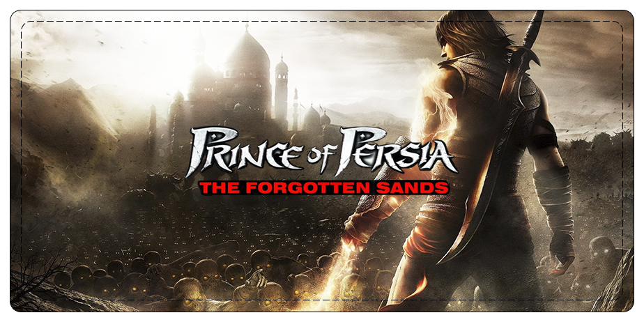 Купить Prince of Persia: The Forgotten Sands [Гарантия]