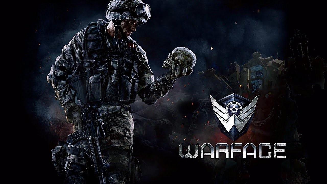 Warface от 31 ранга  Server: Чарли