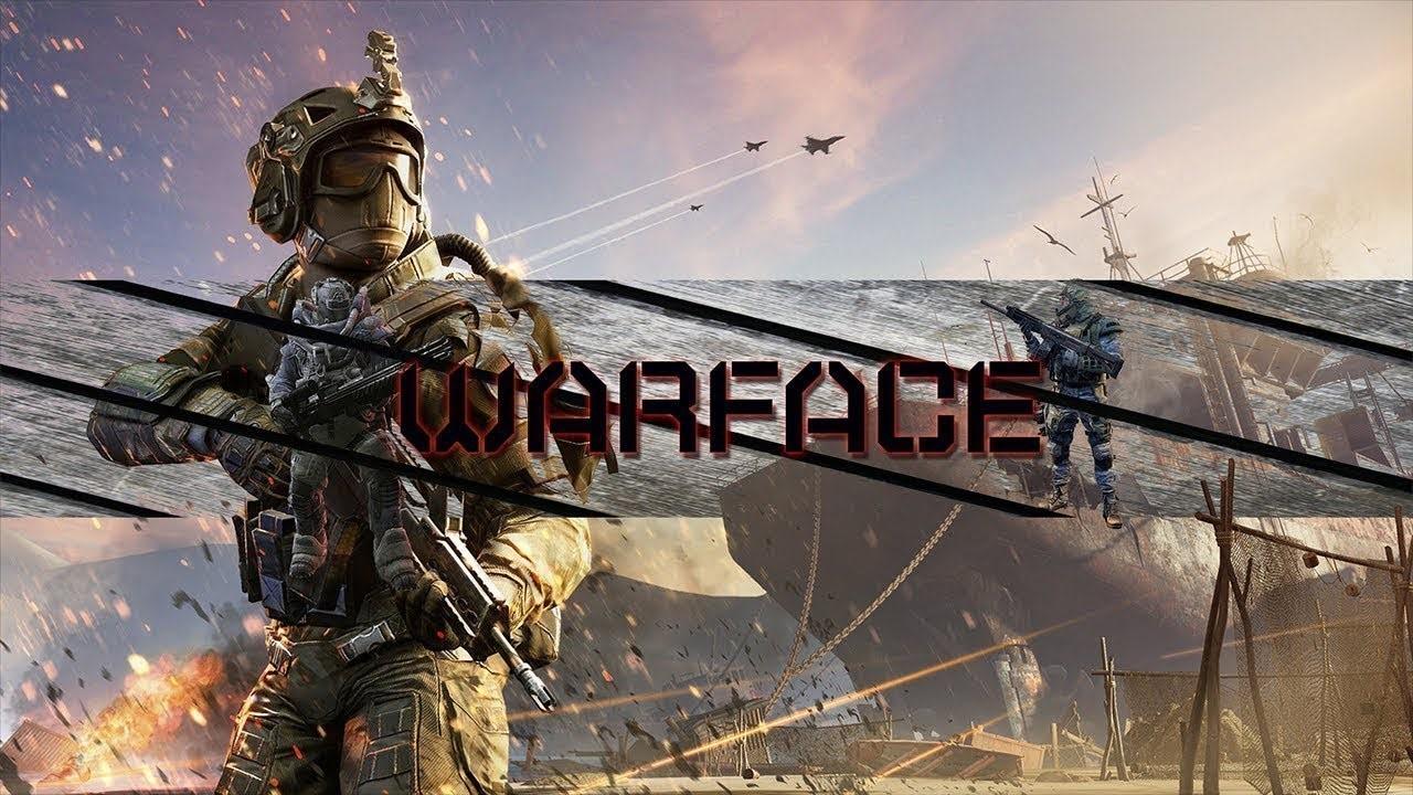 Warface от 21 ранга  Server: Чарли