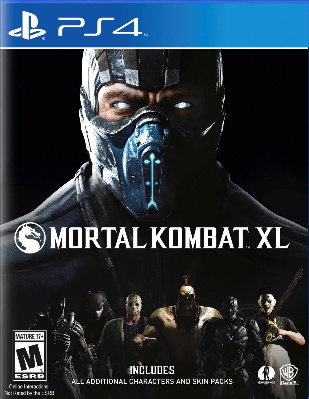 Mortal Kombat X (PS4) Полностью на Русском