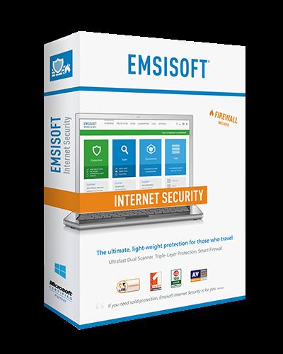 Emsisoft Internet Security 2 Года