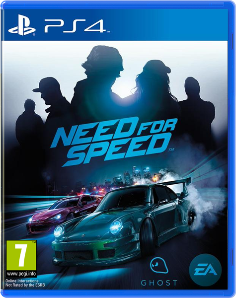 Need for Speed (PS4) ENG