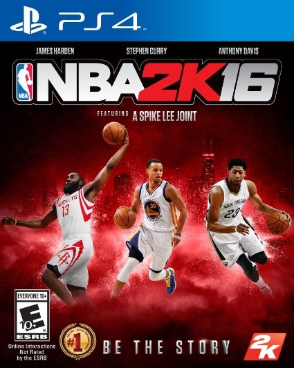 NBA 2K16+The Witcher 3 (PS4) USA