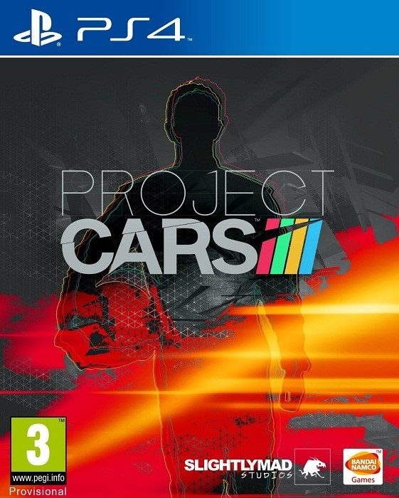 Project CARS+Battlefield 4 (PS4) EU