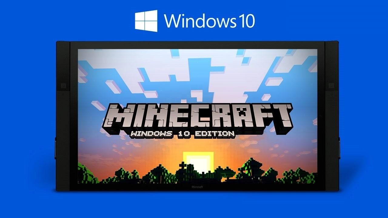 Купить Minecraft: Windows 10 Edition [Ключ / Key]