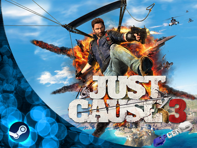 Just Cause 3 PC [ГАРАНТИЯ] + ПОДАРОК