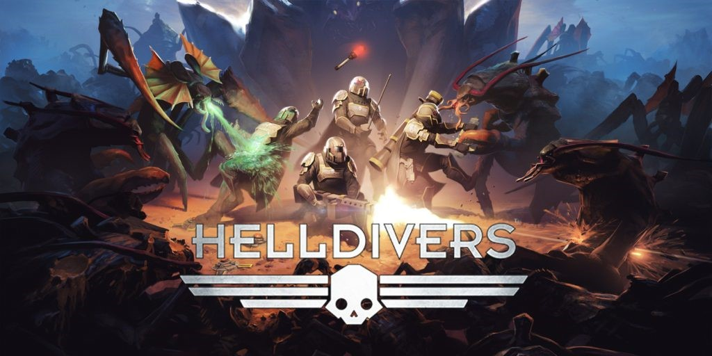 HELLDIVERS™ A New Hell Edition (Steam Gift,RU)
