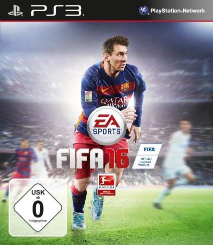 FIFA 16 (PS3) Полностью на Русском