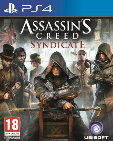 Assassin's Creed® Syndicate (PS4) EURO