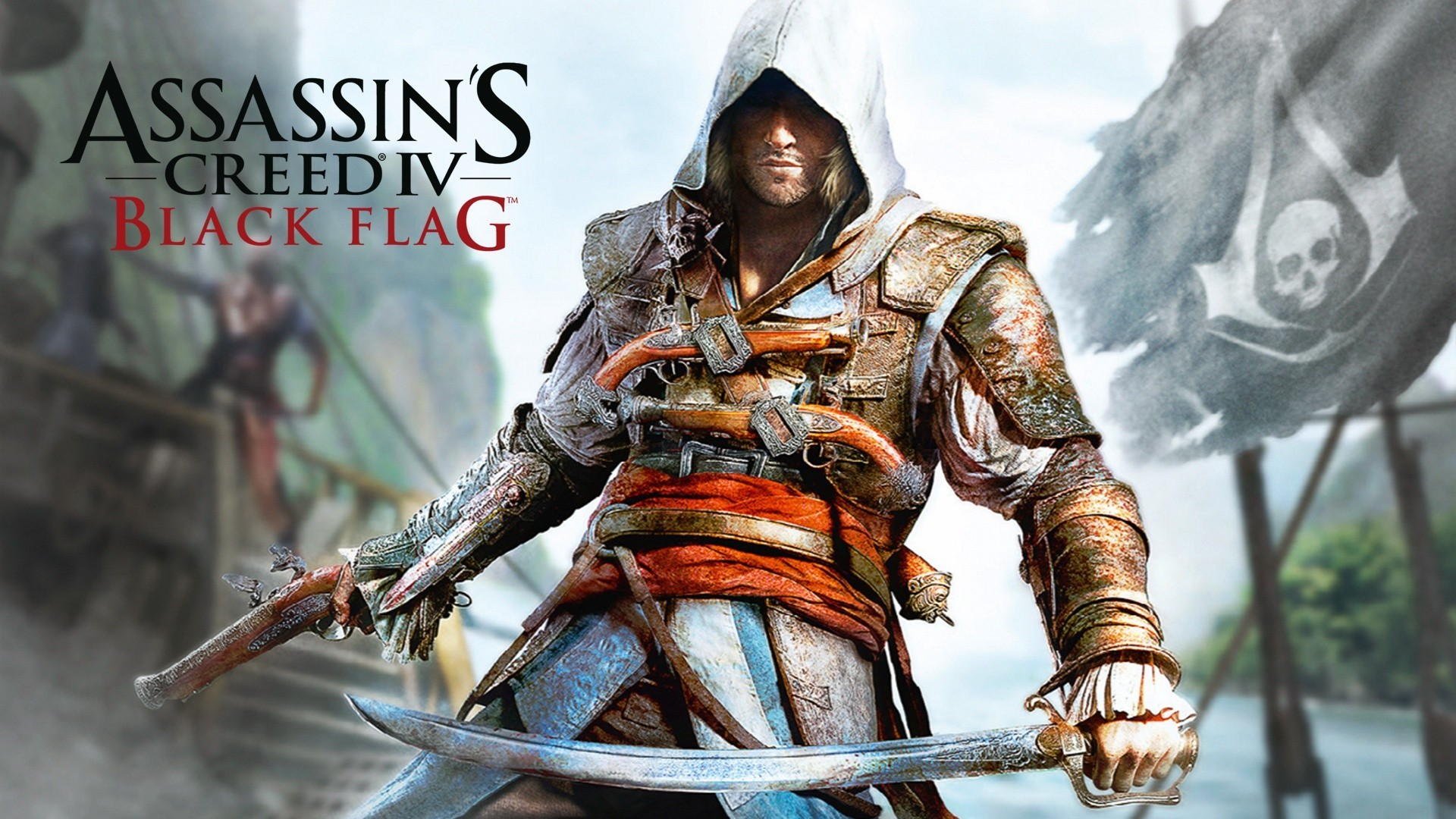 Assassin's Creed IV Black Flag + Подарок за отзыв