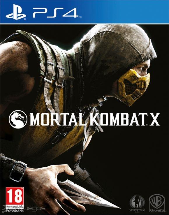 Mortal Kombat X+Hardline+STAR WARS+inFAMOUS (PS4) BR|RU