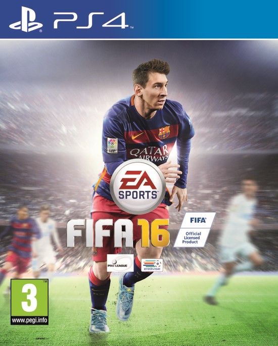 FIFA 16 Deluxe Edition (PS4) AU|RU