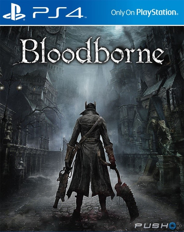 Bloodborne+UNCHARTED+Watch_Dogs+Tomb Raider (PS4) USA