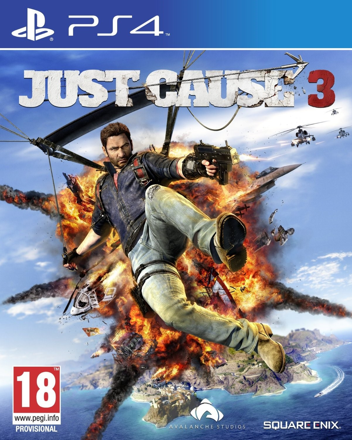Just Cause (PS4) USA