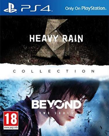 Until Dawn+The Walking Dead+Thief+Tomb Raider (PS4) EU