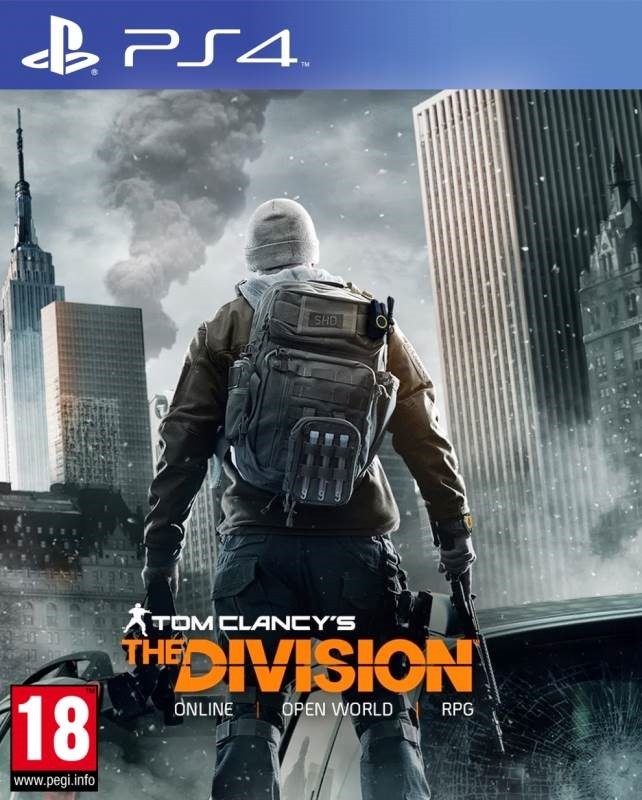 Division+Fallout 4 (PS4) USA