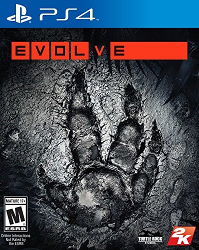 The Witcher 3: Wild Hunt+Evolve (PS4) USA