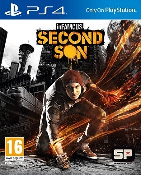 inFAMOUS™ Second Son (PS4) EU|RU
