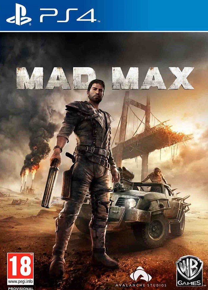 Witcher 3+Mad Max+Black Ops III (PS4) USA