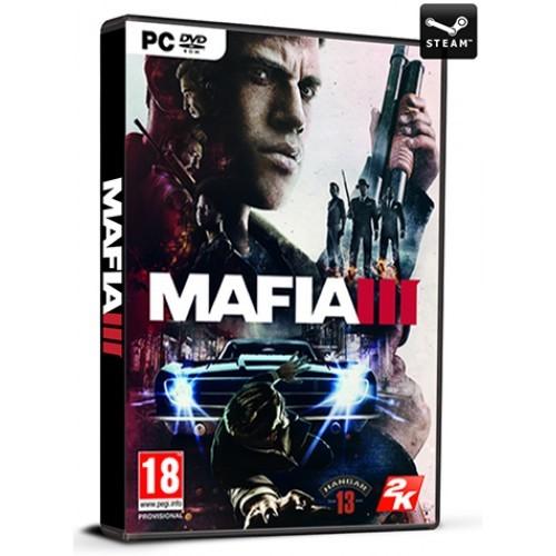 Лотерея ключа Mafia III / Mafia 3