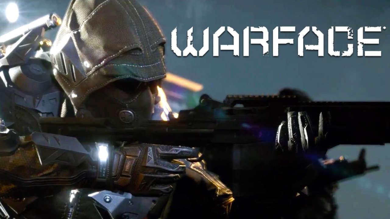 Warface от 31 ранга сервер Браво Random аккаунт