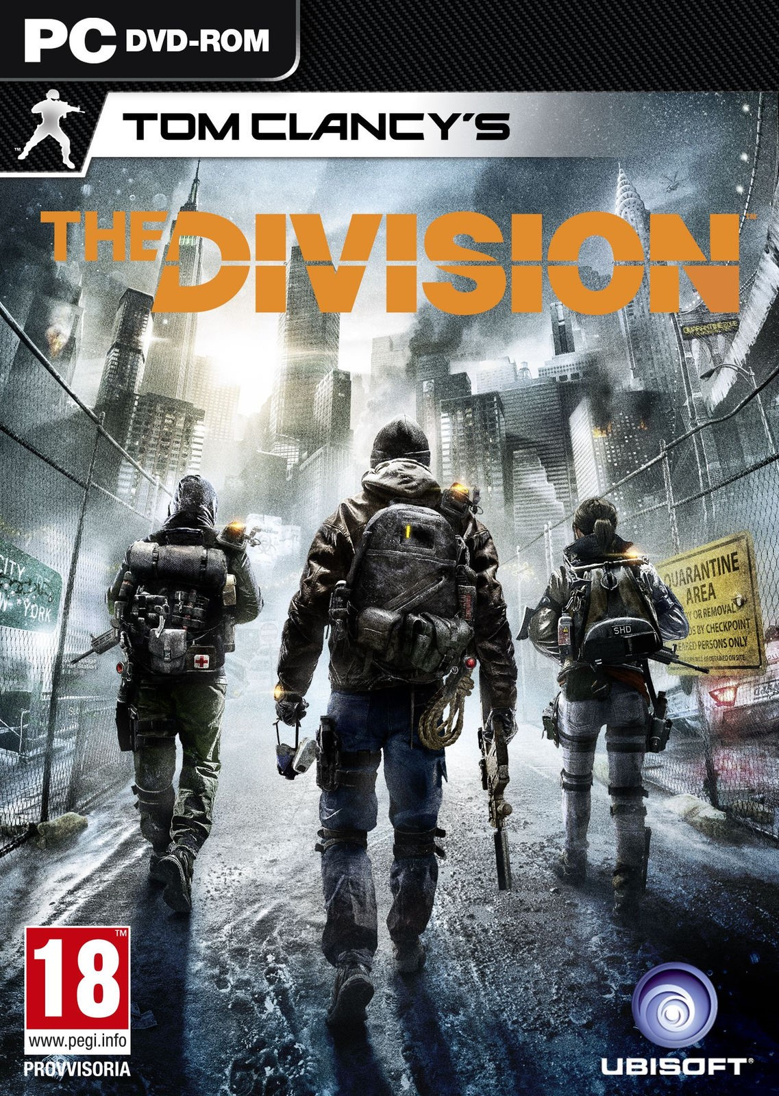 Tom Clancy's The Division (Uplay) + ПОДАРКИ