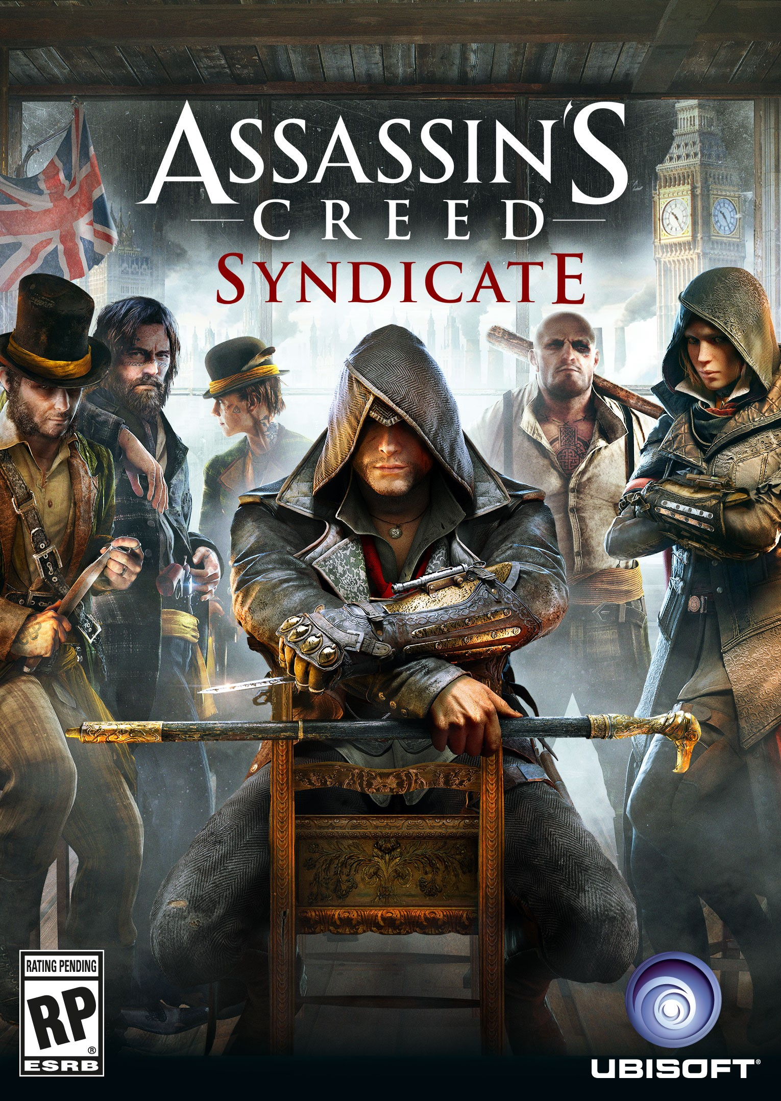 Assassin´s Creed Syndicate [Uplay][Гарантия] АКЦИЯ
