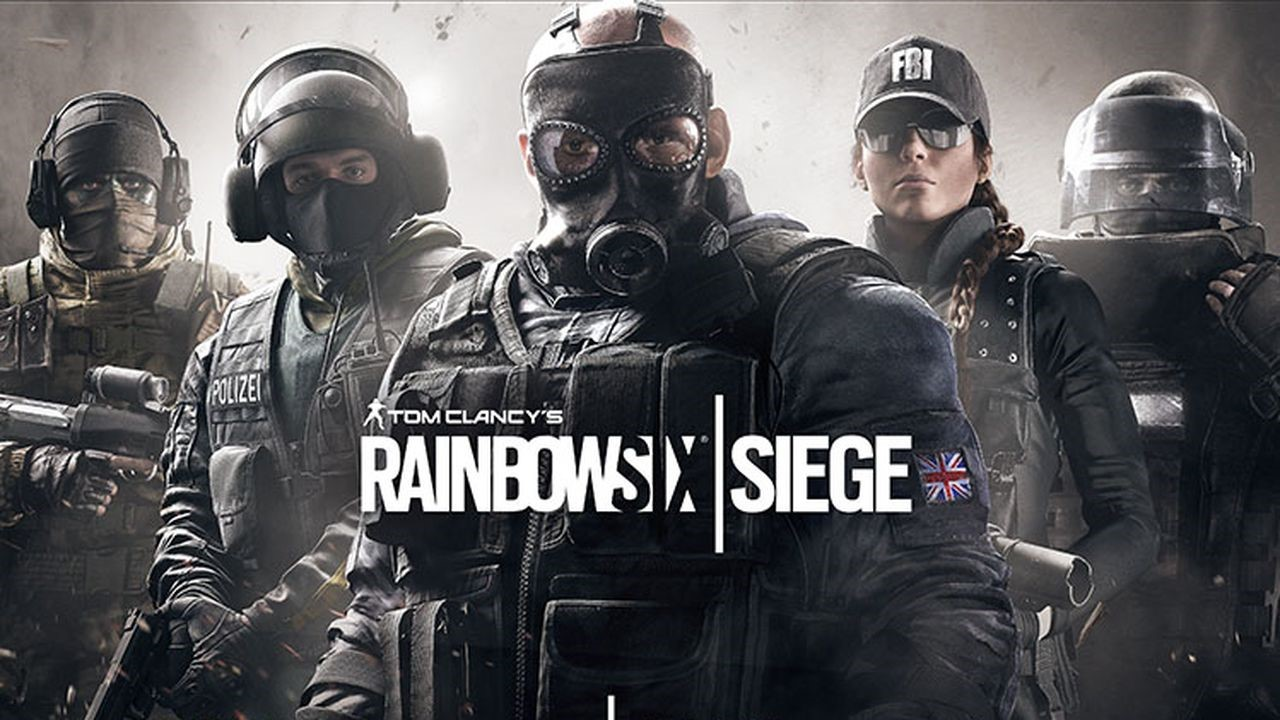Tom Clancy´s Rainbow Six Siege☆☆&#9734