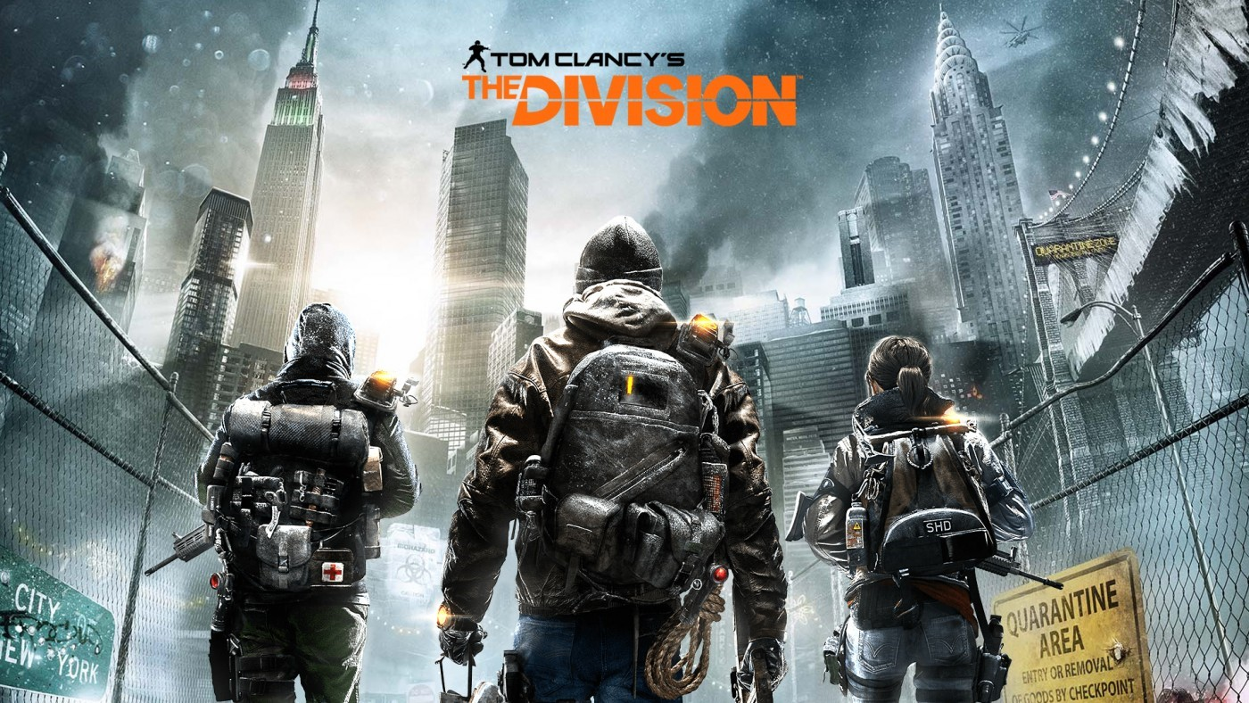 Tom Clancy´s The Division (RUS)+ гарантия