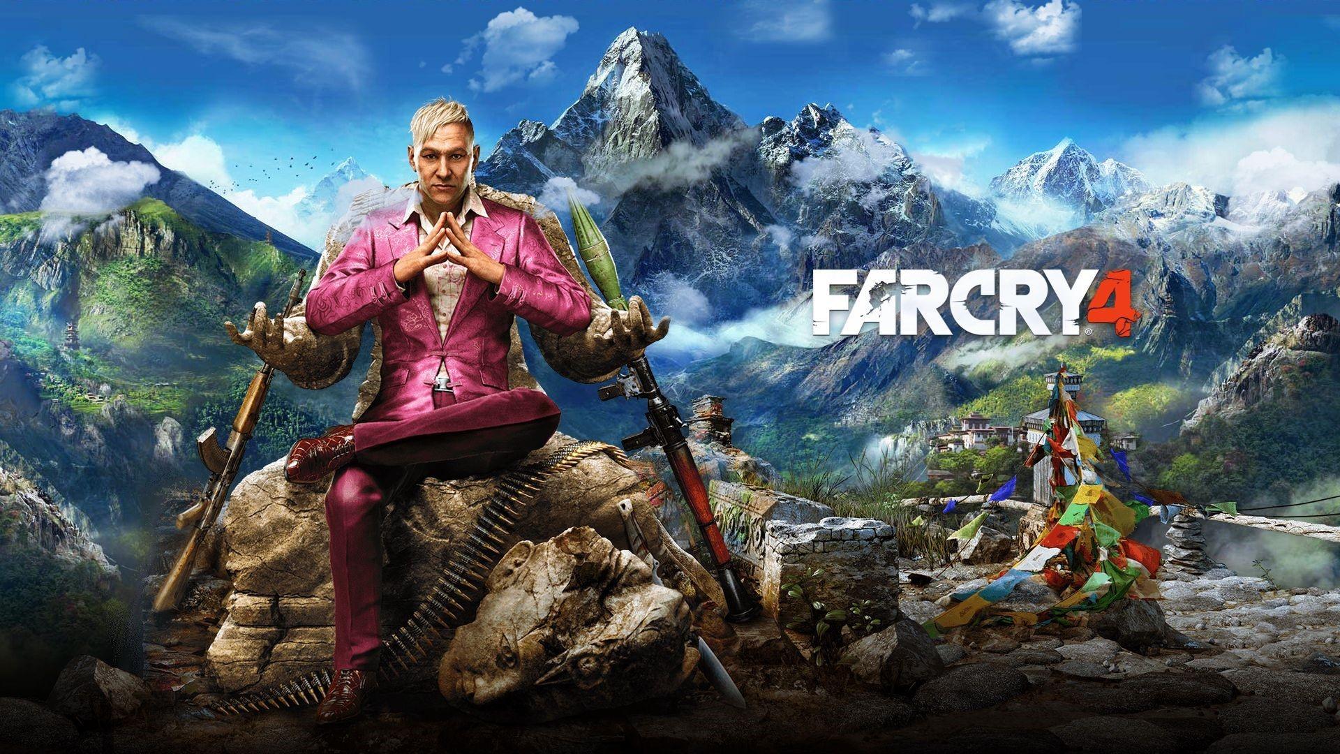 Far Cry 4 [Uplay] (почта+смена данных) [PC]